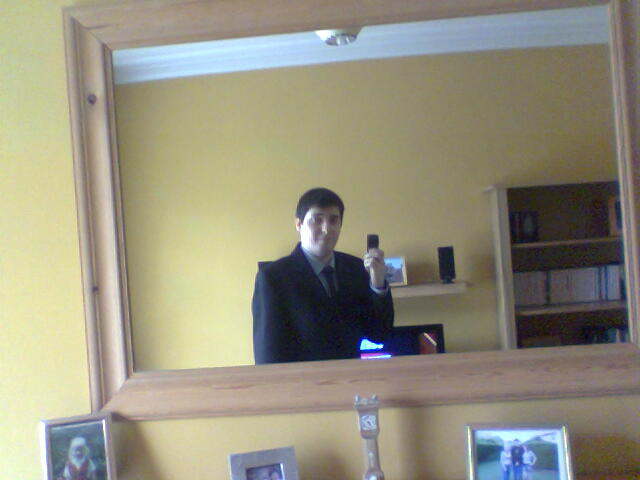 Me in a suit