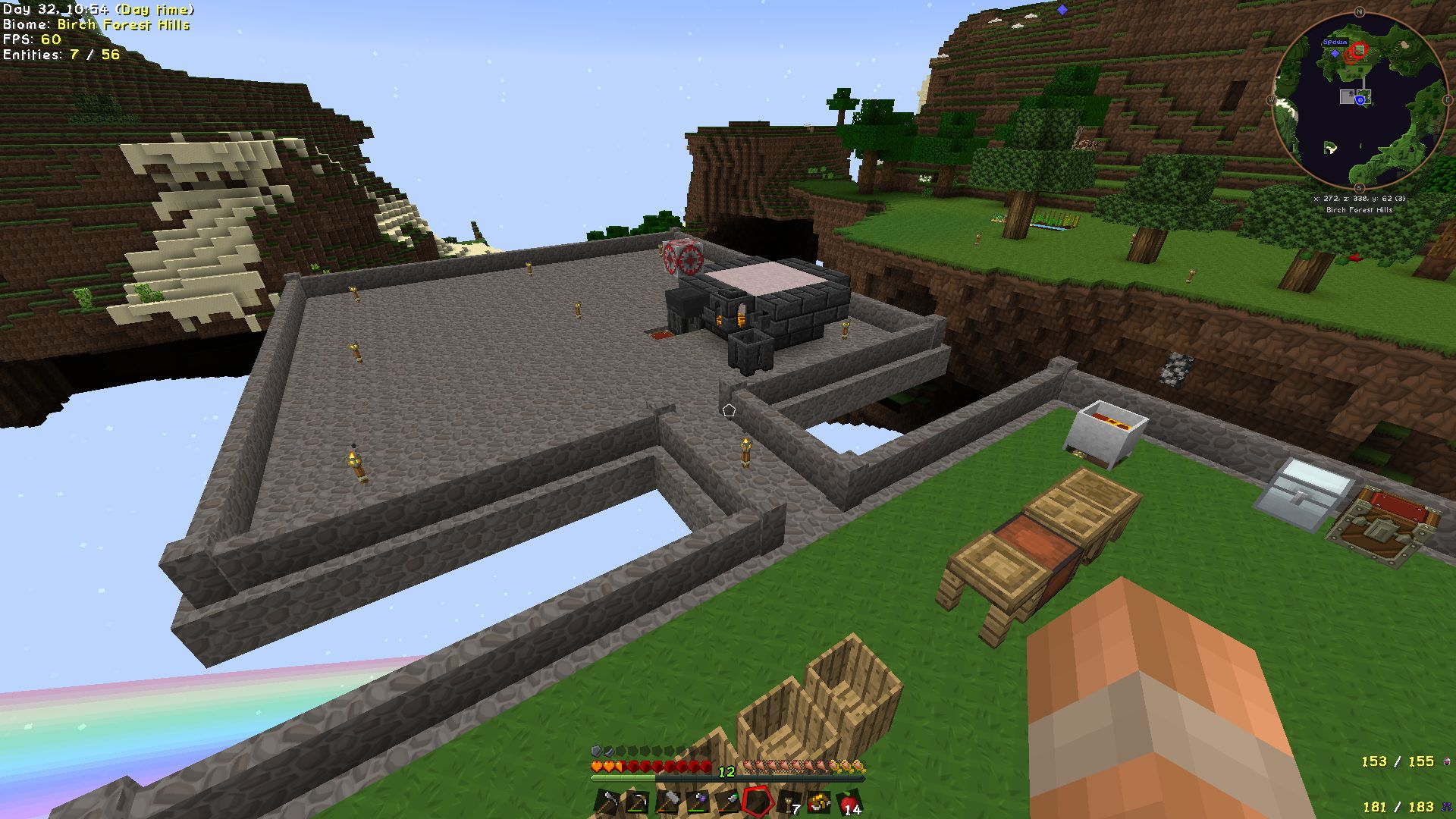 The smeltery is born!