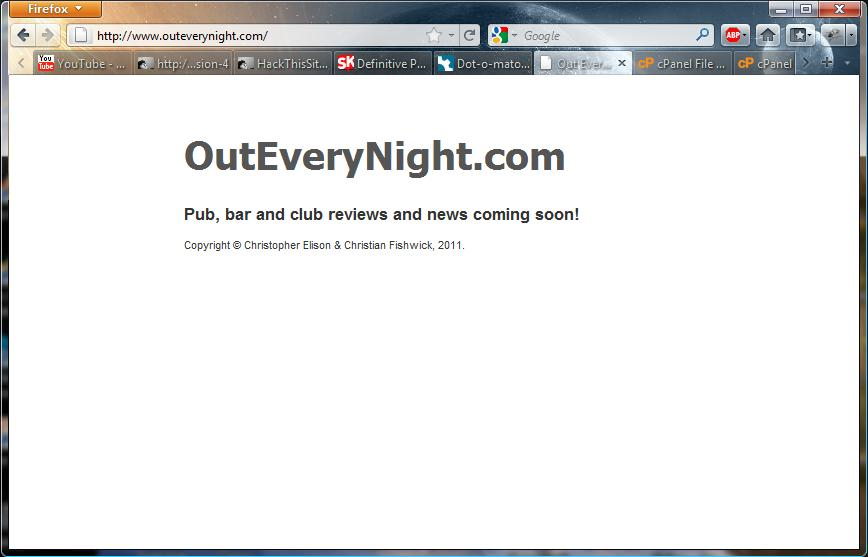OutEveryNight.com