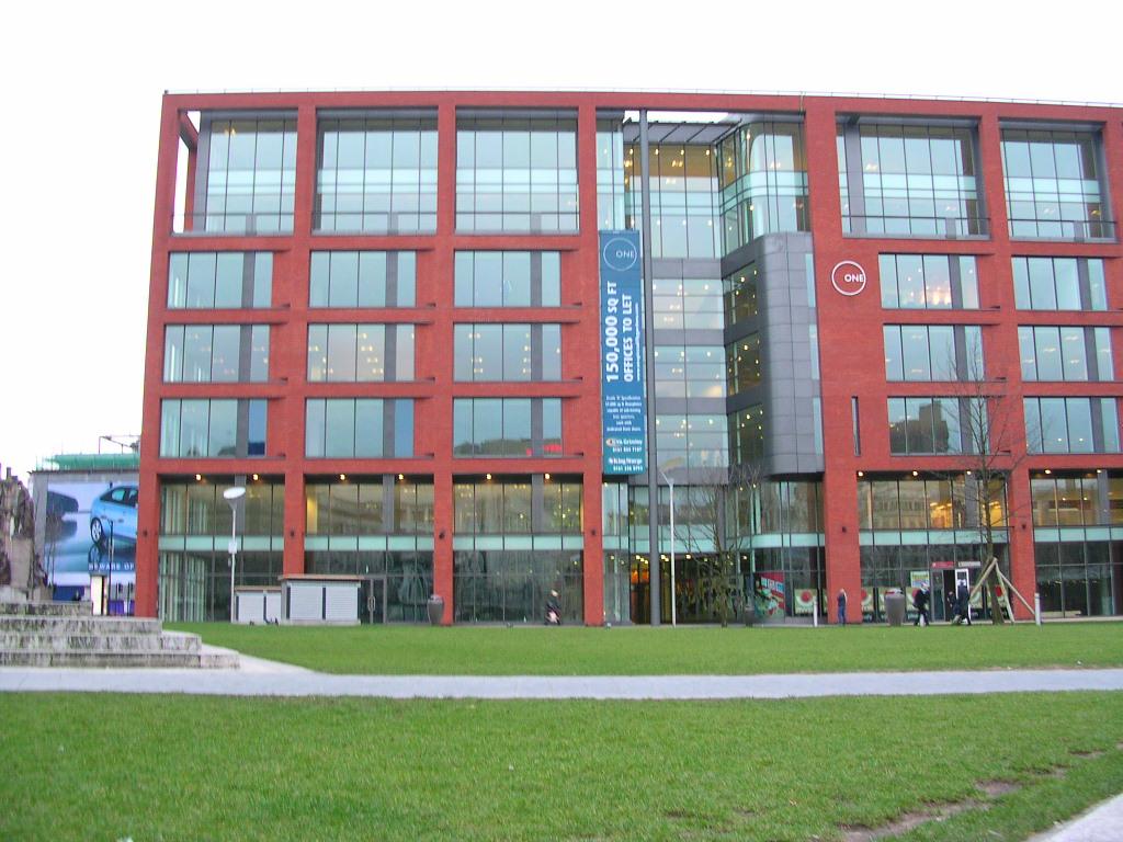 One Piccadilly, Piccadilly Gardens, Manchester