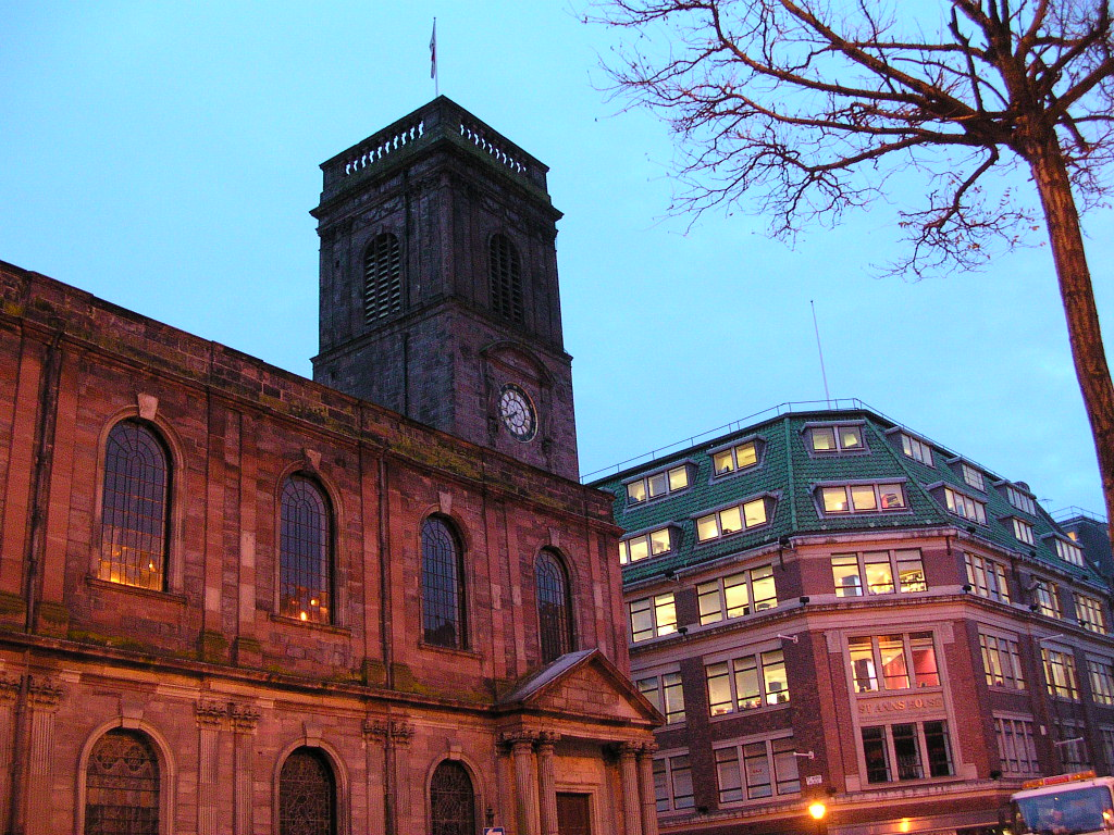 St Ann's Square, Manchester