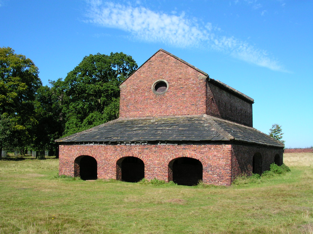 Deer house, Dunham Massey, Cheshire