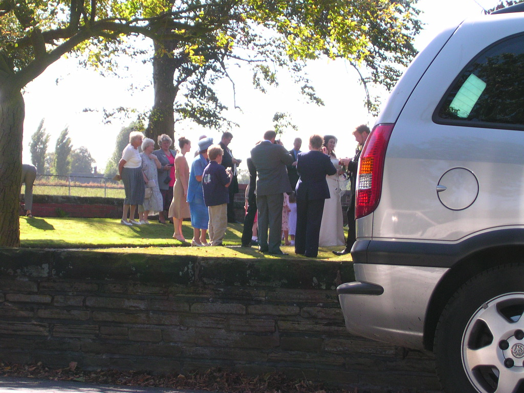 Wedding at Dunham Massey, Cheshire