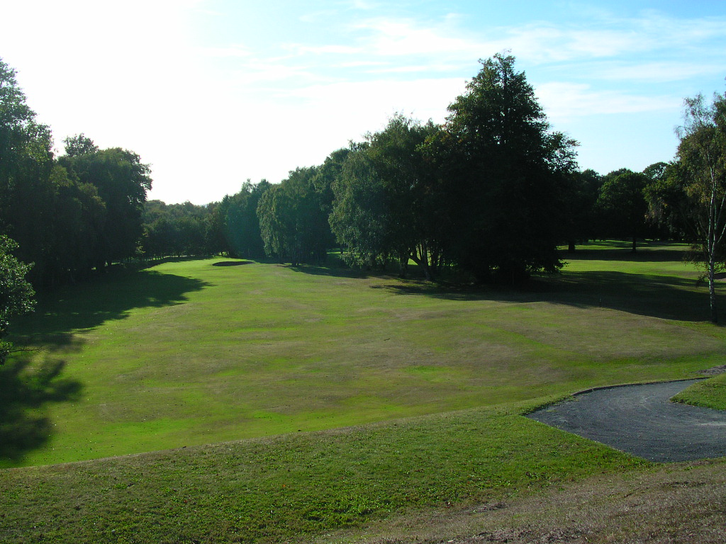 Dunham Forest golf course, Cheshire