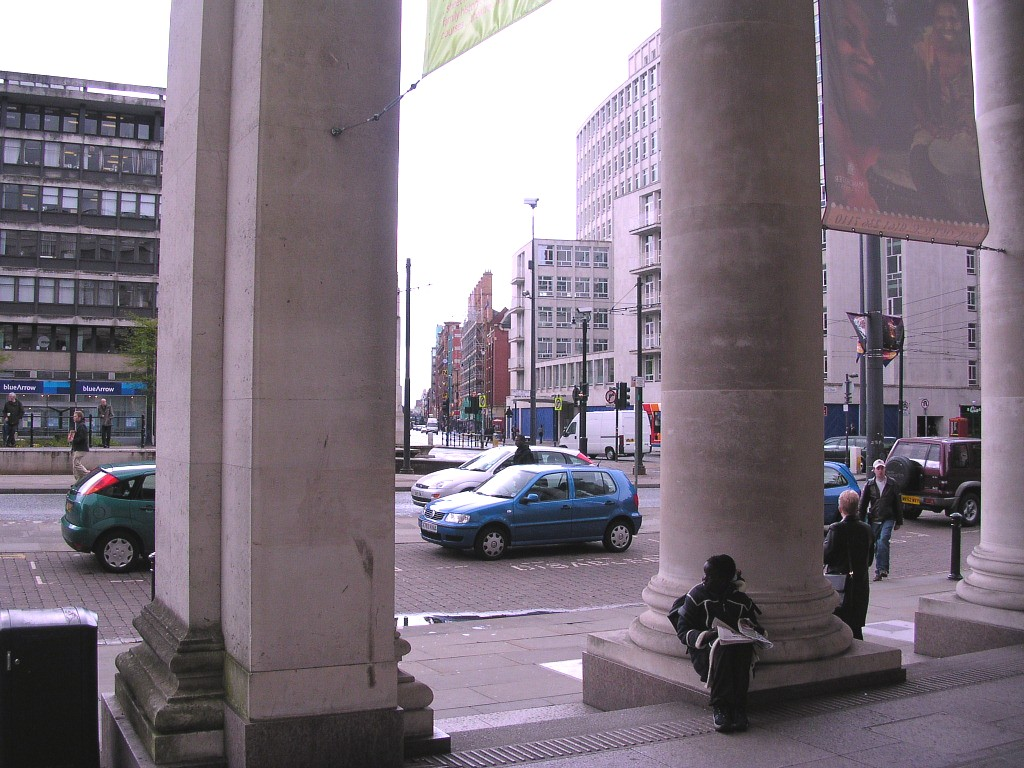 Central Library, St Peters Square, Manchester