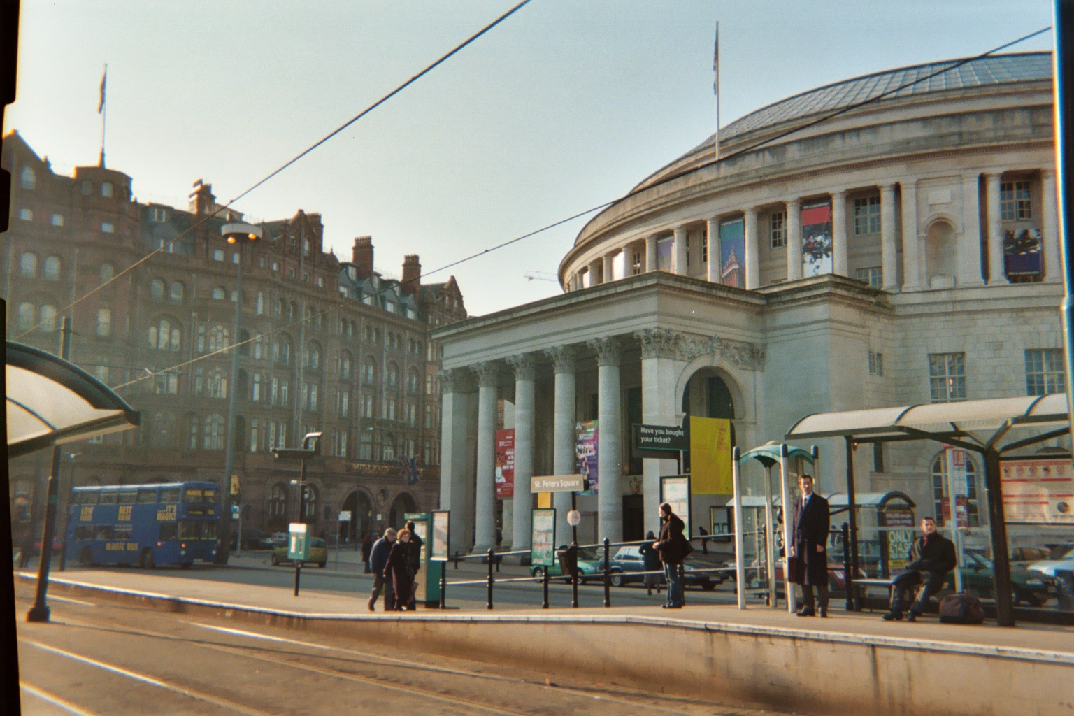 St Peters Square, Manchester