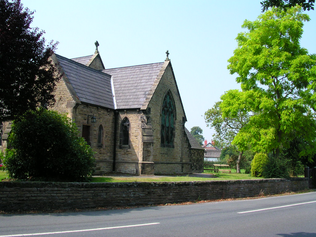 St Mark's Church, Dunham Town, Cheshire